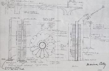 An Outstanding Collection Of Rare Architectural Drawings And Blueprints For Sale Or Trade We Will Also Purchase Drawings You Have To Sell